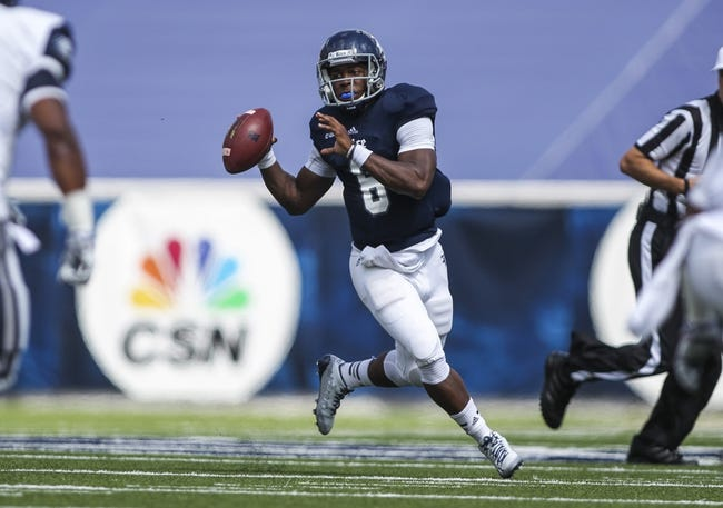 Southern Miss Golden Eagles vs. Rice Owls Pick-Odds-Prediction - 9/27/14