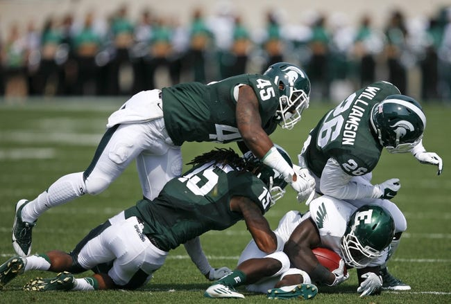 Ball State Cardinals vs. Eastern Michigan Eagles - 11/22/14 College Football Pick, Odds, and Prediction