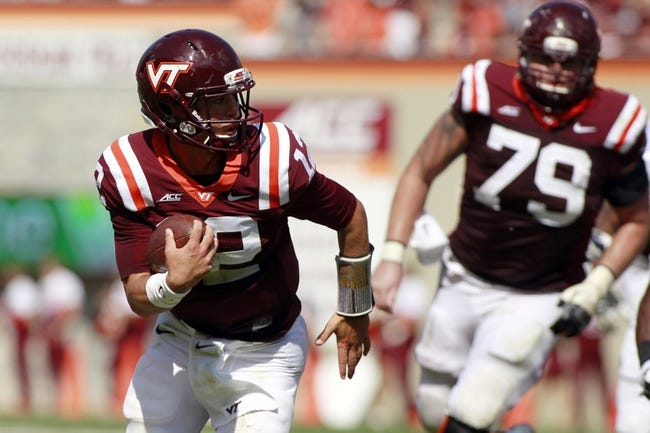 Pittsburgh Panthers vs. Virginia Tech Hokies Pick-Odds-Prediction 10/16/14