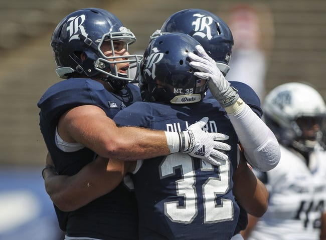 Army Black Knights vs. Rice Owls Pick-Odds-Prediction - 10/11/14