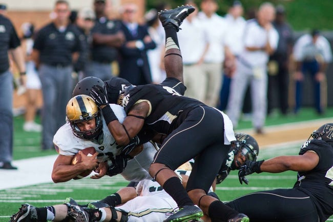 Wake Forest Demon Deacons vs. Army Black Knights - 9/19/15 College Football Pick, Odds, and Prediction