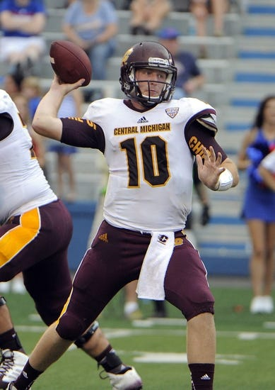 Central Michigan vs. Toledo - 11/10/15 College Football Pick, Odds, and Prediction