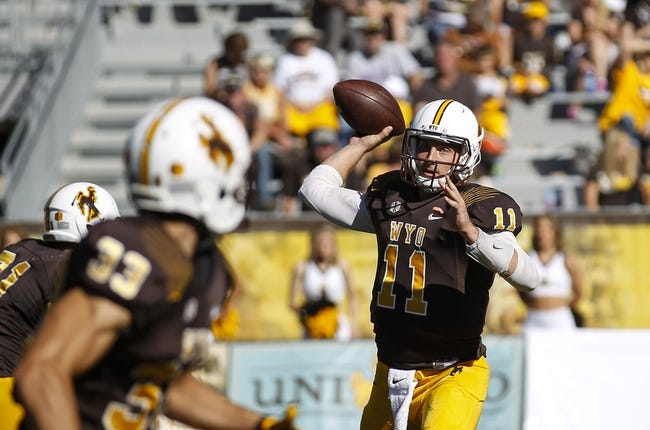 Wyoming Cowboys vs. San Jose State Spartans Pick-Odds-Prediction - 10/18/14