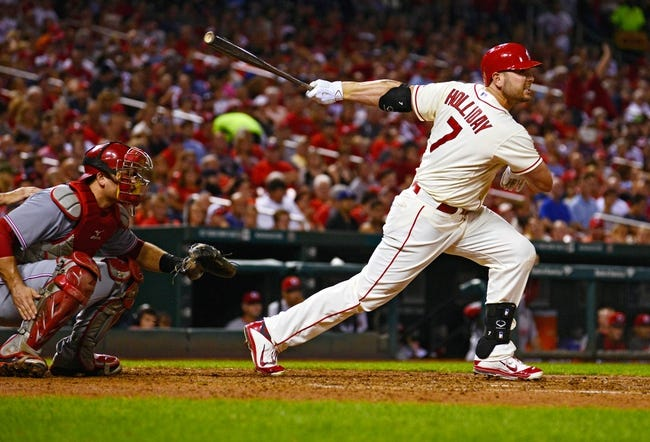 St. Louis Cardinals vs. Cincinnati Reds Pick-Odds-Prediction - 9/21/14