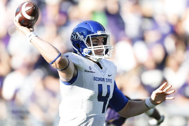 Georgia State Panthers vs. Ga Southern Eagles Pick-Odds-Predictions - 10/25/14