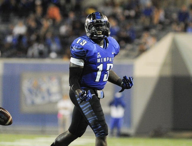 Old Dominion Monarchs vs. Middle Tennessee Blue Raiders Pick-Odds-Prediction - 9/26/14