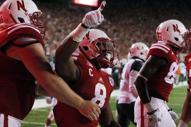 Nebraska Cornhuskers vs. Illinois Fighting Illini CFB Pick, Odds, Prediction - 9/27/14