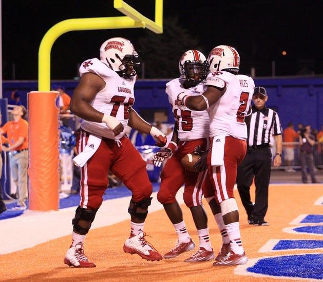 Louisiana-Monroe Warhawks vs. Louisiana-Lafayette Ragin` Cajuns - 11/15/14 College Football Pick, Odds, and Prediction