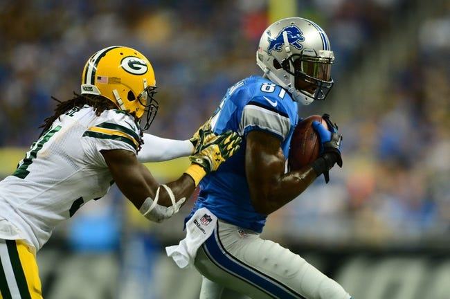Fantasy Football News: Injury Update 9/27/14