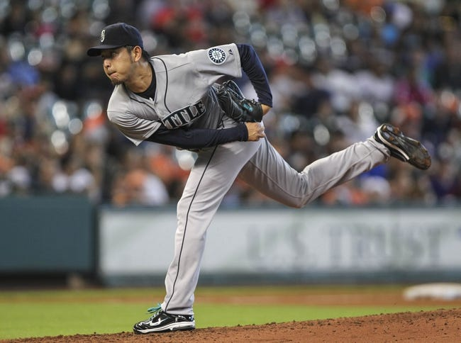 Seattle Mariners vs. Los Angeles Angels 9/26/14 MLB Pick, Odds, Prediction