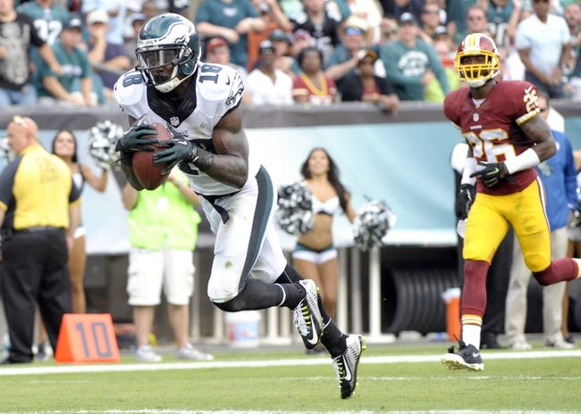 Redskins vs. Eagles - 12/20/14 NFL Pick, Odds, and Prediction