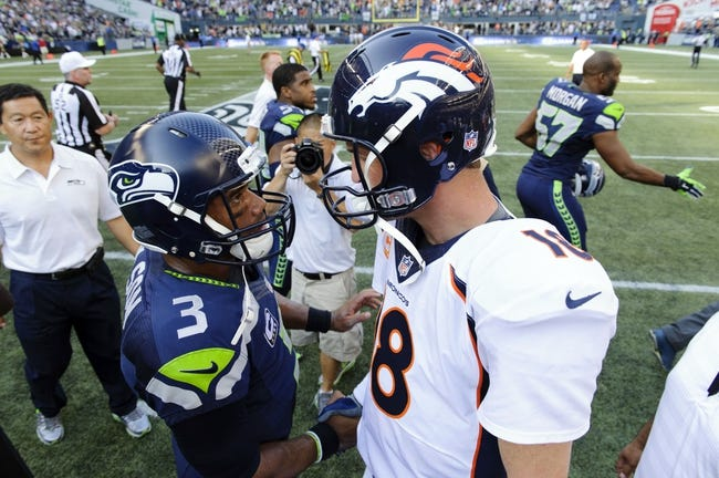 Broncos vs. Seahawks - 8/14/15 NFL Pick, Odds, and Prediction