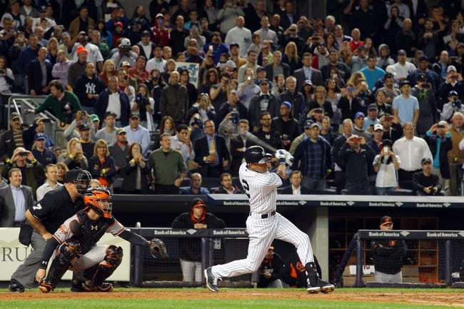 New York Yankees vs. Baltimore Orioles MLB Pick, Odds, Prediction - 9/23/14