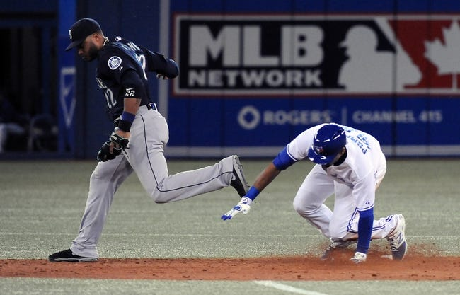 Toronto Blue Jays vs. Seattle Mariners MLB Pick, Odds, Prediction - 9/23/14