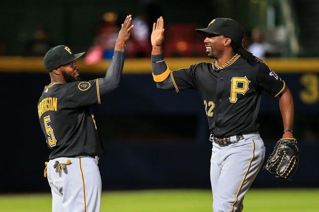 Atlanta Braves vs. Pittsburgh Pirates MLB Pick, Odds, Prediction - 9/23/14