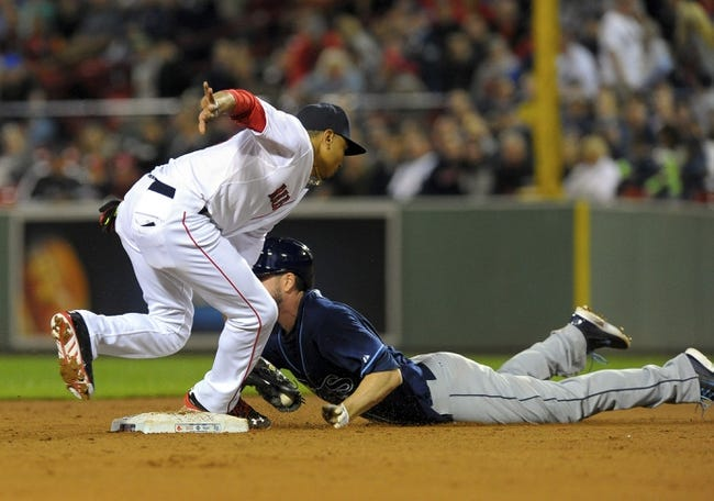 Boston Red Sox vs. Tampa Bay Rays MLB Pick, Odds, Prediction - 9/24/14