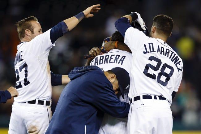 Detroit Tigers vs. Chicago White Sox 9/24/14 MLB Pick, Odds, Prediction