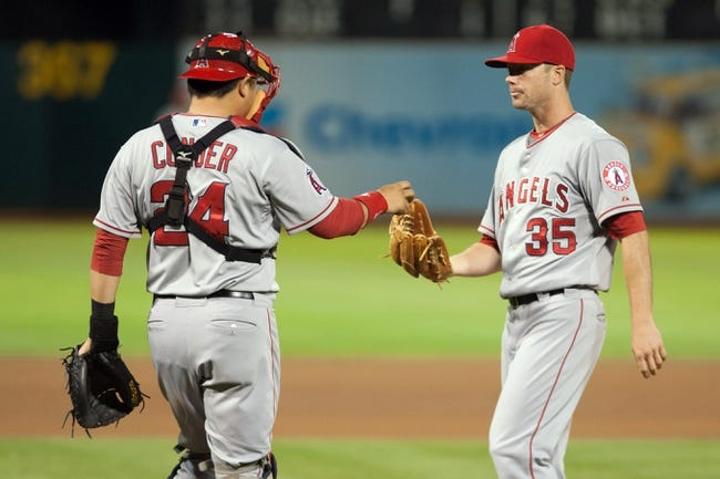 Oakland Athletics vs. Los Angeles Angels Pick-Odds-Prediction - 9/24/14