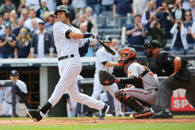 New York Yankees vs. Baltimore Orioles MLB Pick, Odds, Prediction - 9/25/14