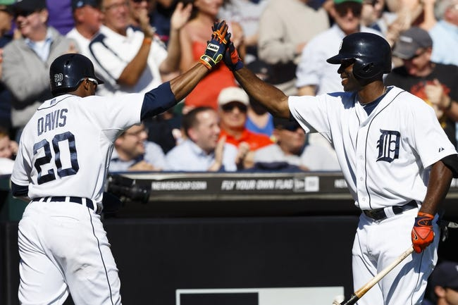 Tigers vs. White Sox - 4/17/15 MLB Pick, Odds, and Prediction