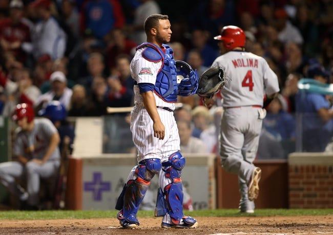 Cardinals at Cubs - 4/5/15 MLB Pick, Odds, and Prediction