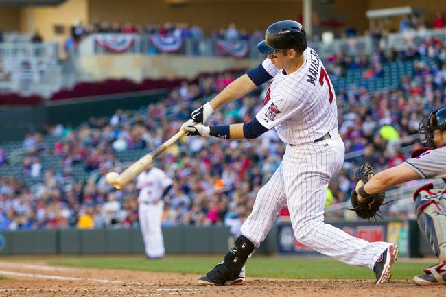 MLB | Cleveland Indians (3-5) at Minnesota Twins (2-6)