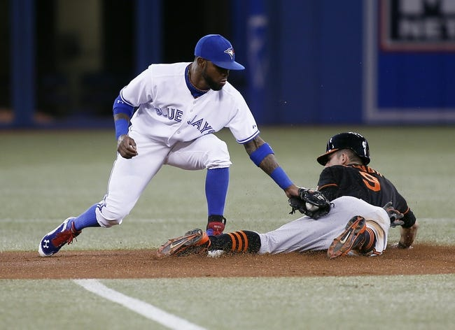 Toronto Blue Jays vs. Baltimore Orioles MLB Pick, Odds, Prediction - 9/27/14