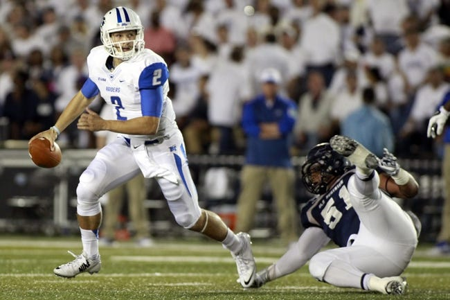 Middle Tennessee Blue Raiders vs. Southern Miss Golden Eagles Pick-Odds-Prediction - 10/4/14