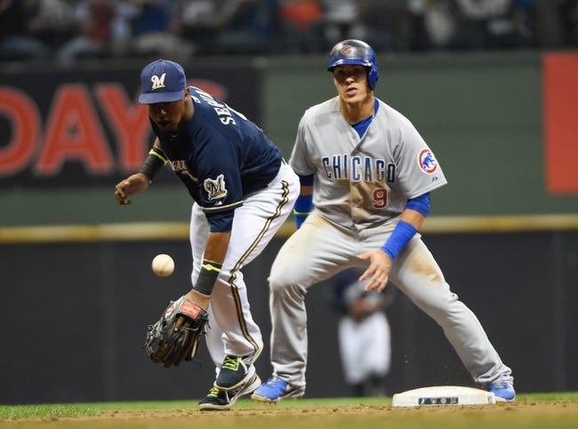 Milwaukee Brewers vs. Chicago Cubs MLB Pick, Odds, Prediction 9/27/14