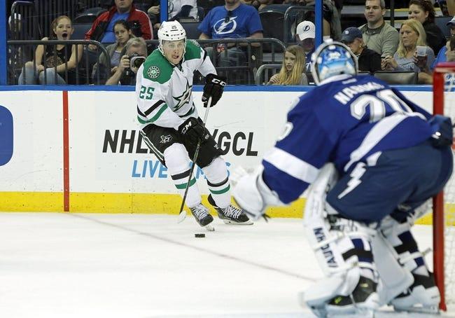 Dallas Stars vs. Tampa Bay Lightning - 2/5/15 NHL Pick, Odds, and Prediction