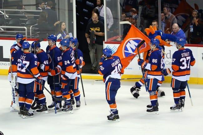 New York Islanders vs. New Jersey Devils - 11/29/14 NHL Pick, Odds, and Prediction