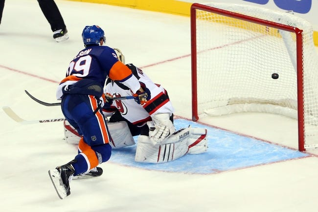 NHL | New Jersey Devils (11-15-5) at New York Islanders (20-10-0)