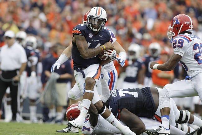 Auburn vs. LSU 10/4/14 Free College Football Pick, Odds, and Prediction