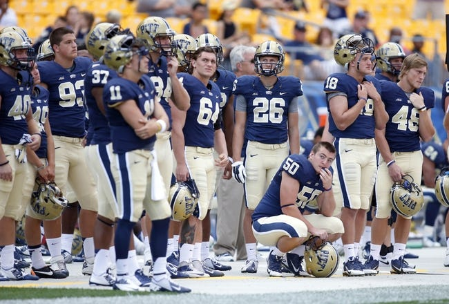 CFB | Pittsburgh Panthers (1-0) at Akron Zips (0-1)