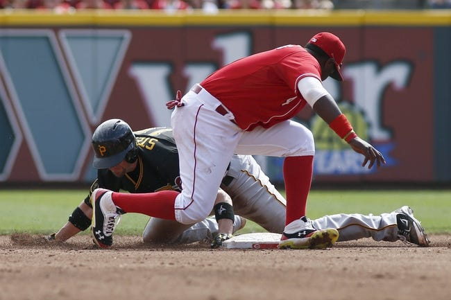 Reds vs. Pirates - 4/6/15 MLB Pick, Odds, and Prediction