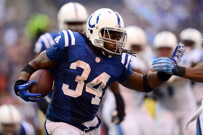 Tennessee Titans at Indianapolis Colts 9/28/14 NFL Score, Recap, News and Notes