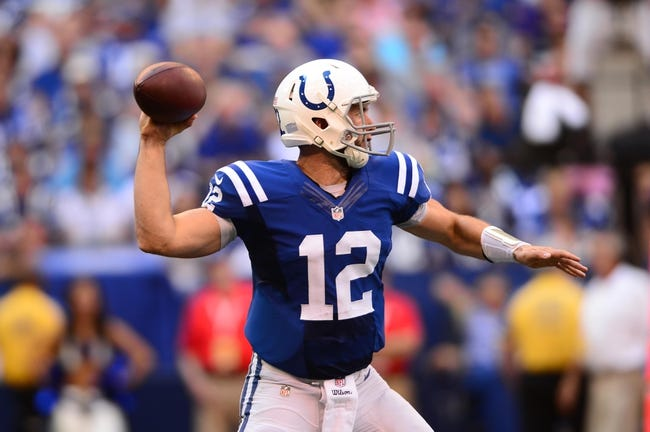 Baltimore Ravens at Indianapolis Colts 10/5/14 NFL Score, Recap, News and Notes