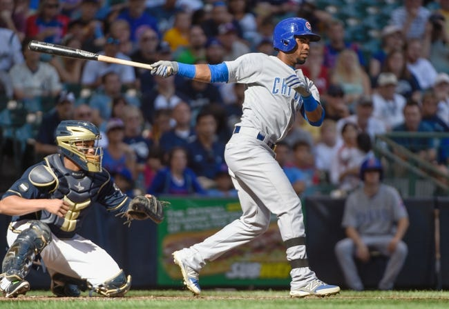 Brewers at Cubs - 5/2/15 MLB Pick, Odds, and Prediction