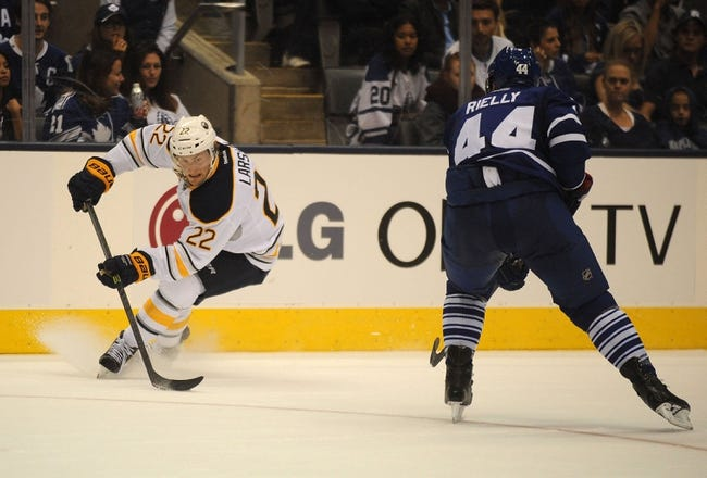 Maple Leafs vs. Sabres - 10/28/14 NHL Pick, Odds, and Prediction