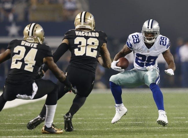 Dallas Cowboys at New Orleans Saints- 10/4/15 NFL Pick, Odds, and Prediction
