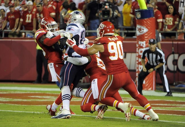 Chiefs at Patriots - 1/16/16 NFL Divisional Round Pick, Odds, and Prediction