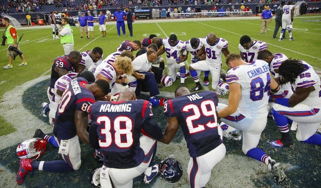 Bills vs. Texans - 12/6/15 NFL Pick, Odds, and Prediction