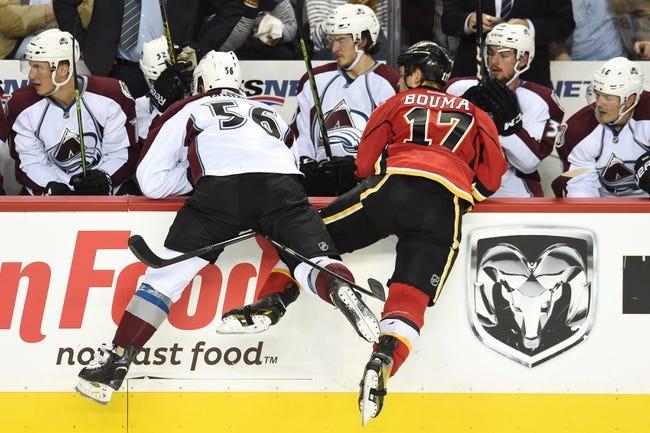 Calgary Flames vs. Colorado Avalanche - 12/4/14 NHL Pick, Odds, and Prediction