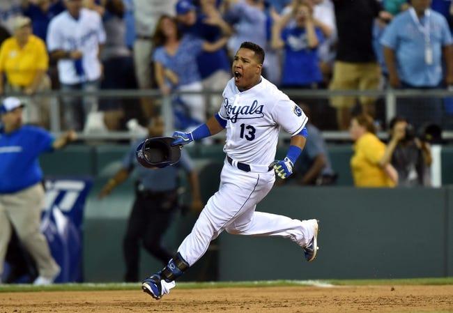 Kansas City Royals vs. Oakland Athletics - 4/17/15 MLB Pick, Odds, and Prediction