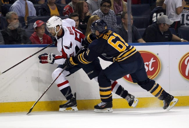 Washington Capitals vs. Buffalo Sabres - 11/22/14 NHL Pick, Odds, and Prediction