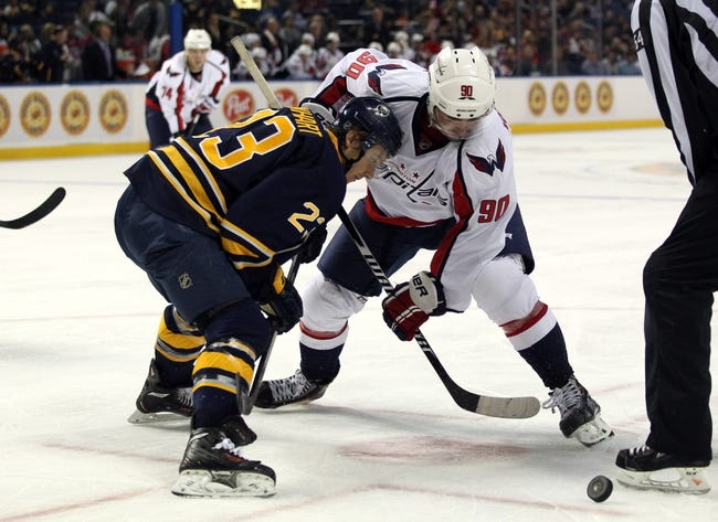 Washington Capitals vs. Buffalo Sabres - 3/7/15 NHL Pick, Odds, and Prediction