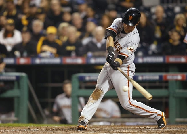 San Francisco Giants vs. Pittsburgh Pirates - 6/1/15 MLB Pick, Odds, and Prediction