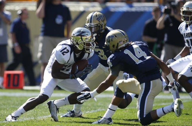 Akron vs. Utah State - 12/22/15 Famous Idaho Potato Bowl College Football Pick, Odds, and Prediction