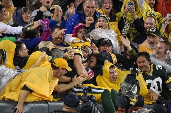 Top Ten Highest Spending NFL Fan Bases