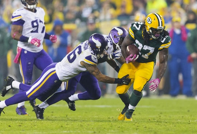 Minnesota Vikings at Green Bay Packers 10/2/14 NFL Score, Recap, News and Notes